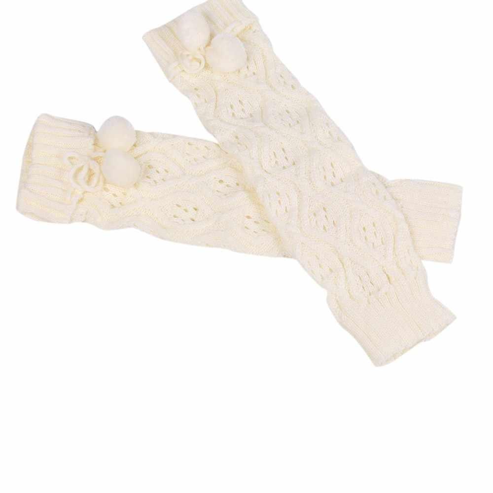 Calcetines divertidos de invierno para mujer, calientes, tejidos a media pantorrilla, calentadores de piernas para mujer, calcetines largos de Crochet para mujer, creativas medias diarias de alta calidad