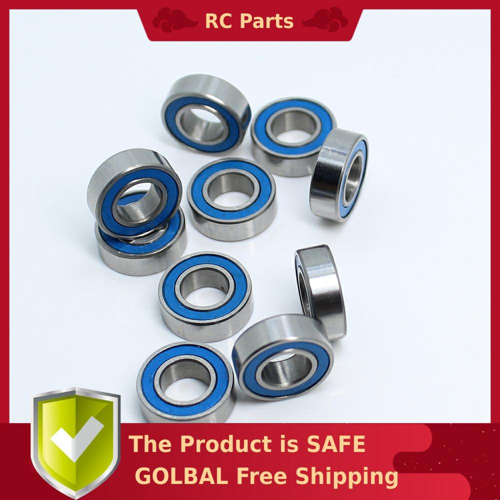 Axial Racing SCX10 ACER Racing Ball Bearing KIT 24PCS Metric Blue Rubber Sealed