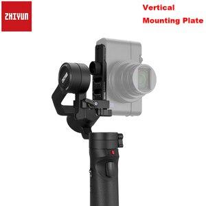 Image 1 - Zhiyun Universal Smartphone Gimbal ขาตั้งกล้องอะแดปเตอร์โทรศัพท์มือถือหมุนคลิปสำหรับเครน/2/plus/M สำหรับ iPhone X 8 สมาร์ทโฟน