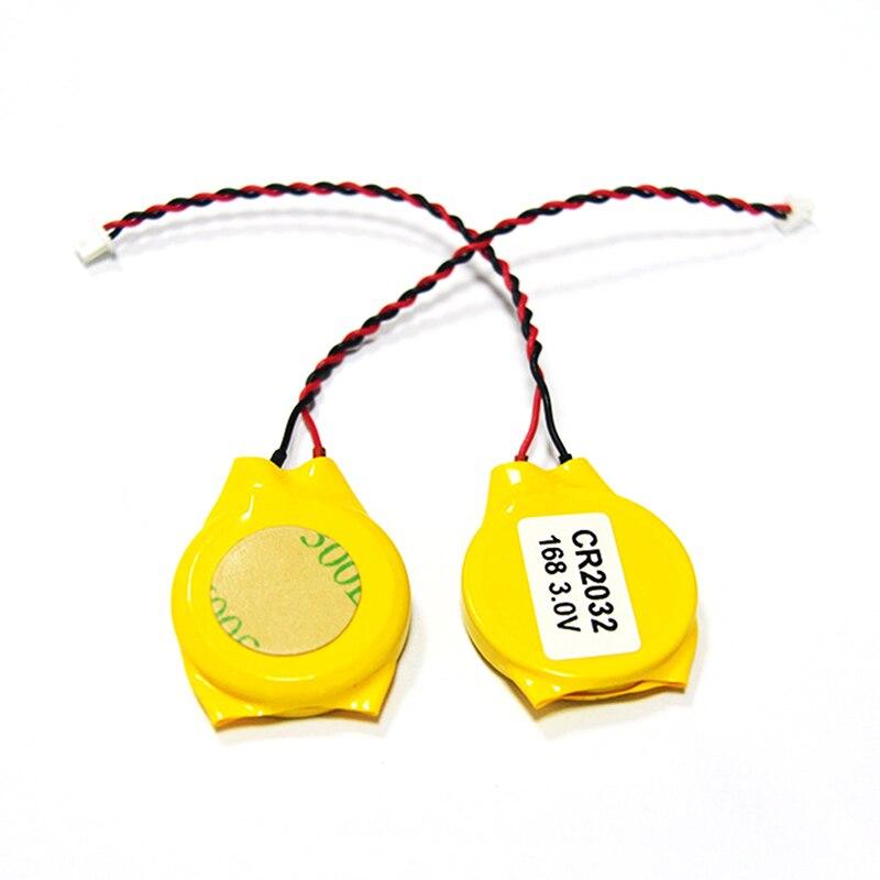 Батарея 2 шт. DC08 Dell G4221 Latitude D610 D620 CMOS RTC BIOS 3 в CR2032, 2-контактный