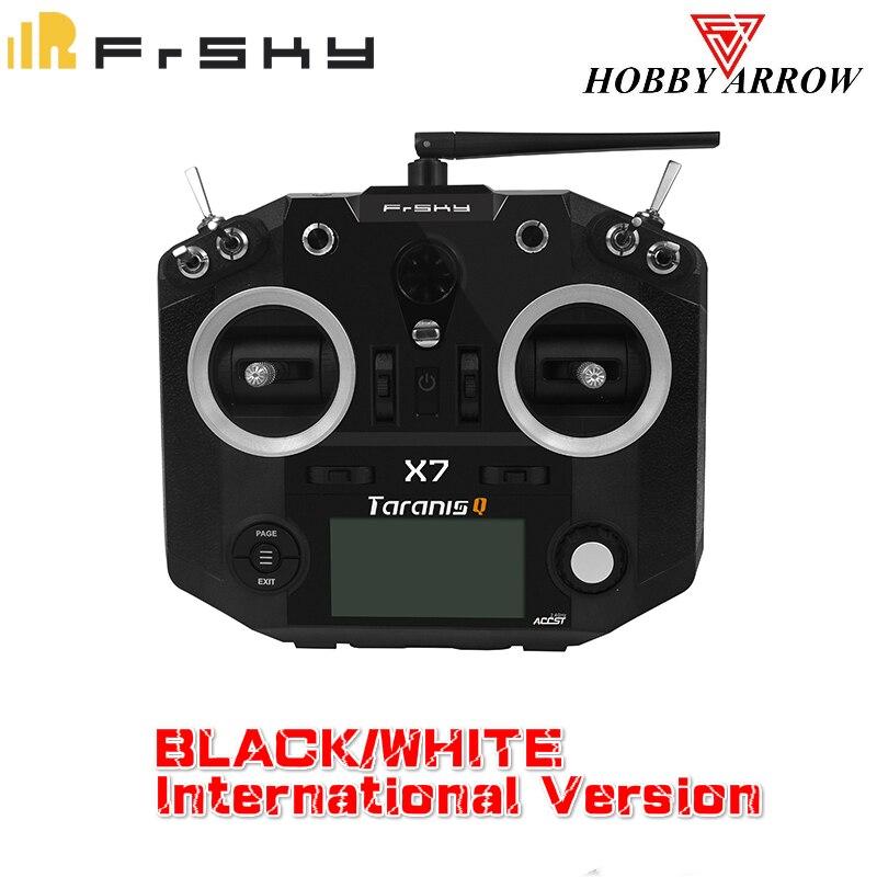 FRSKY ACCST Taranis 2.4G 16CH D16 Q X7 Transmitter Mode 2 Compatibility FrSky X-series D-series V8-II Series Receivers