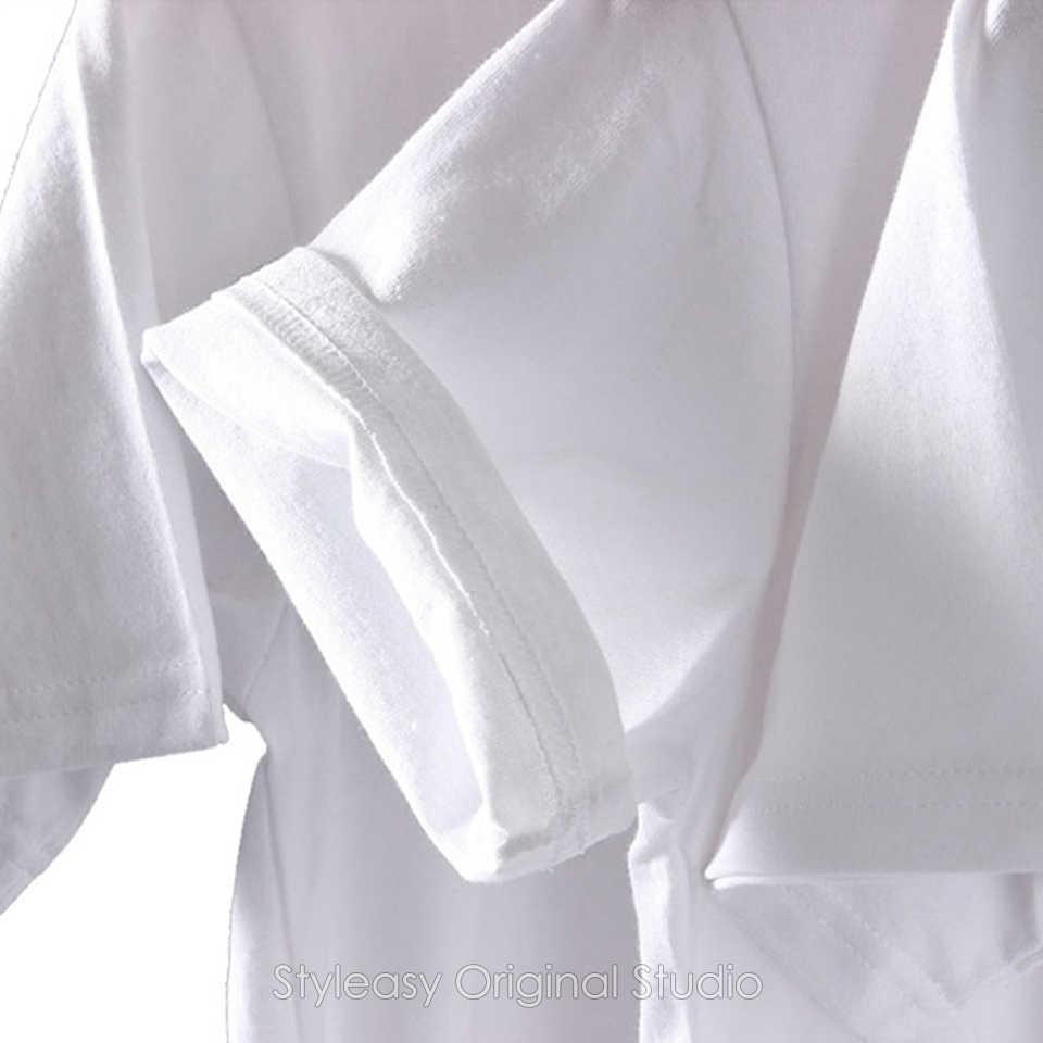 여성 캐주얼 화이트 탑 tshirt 여성 t 셔츠 재미 있은 인쇄 tshirt 남성 힙합 100% 코 튼 티 셔츠 homme 탑스 티셔츠 XS-4XL