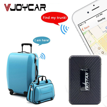 Mini rastreador GPS portátil TK913, GPS magnético, 1500 mAh, billetera para equipaje,...