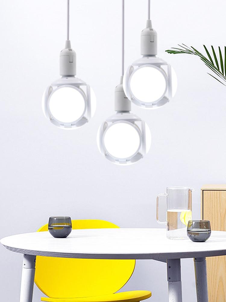 Enwye Ufo-Lamp Led-Bulb Football Super-Bright E27 40w AC for Children Holiday 85-265V