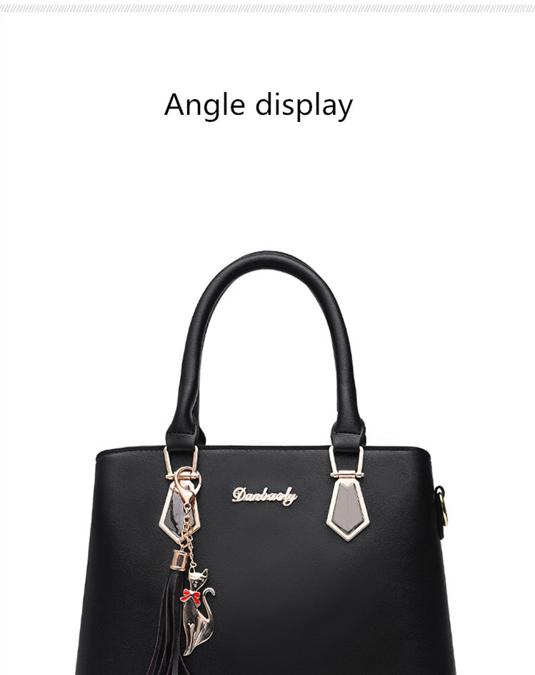 Hece409c68b8b435f953c1e02f3c90133a - Fashion Woman Bag Female Hand Tote Bag Messenger Shoulder Bag  Lady HandBag Set Luxury Hand bag composite bag  bolsos