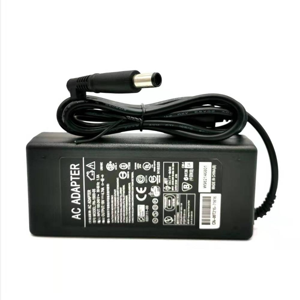 Newest 90W 19V 4.74A Replacements AC Laptop Adapter Charger Fit for HP Pavilion DV4 DV5 DV7 G60 Notebook replacements Adapter 4