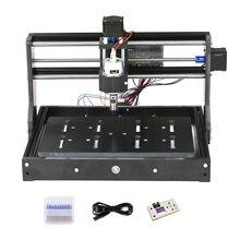 Cnc3020 mini diy cnc máquina de gravura a laser roteador kit fresadora de energia grbl controle gravador a laser roteador madeira