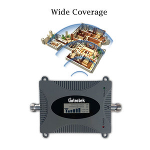 Image 3 - Lintratek 4G Lte 1800Mhz Dcs Mobiele Telefoon Signaal Booster Gsm 1800 B3 Repeater Lcd Internet Call Cellulaire Versterker geen Antenne Dd