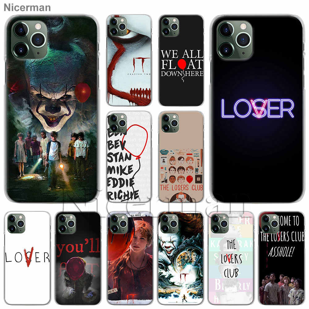 Film Ini Pecundang Klub Kekasih Phone Shell Case untuk Apple Iphone X XR X 11 Pro Max 7 8 6 6 S PLUS 5 5 S Hard Cover Coque