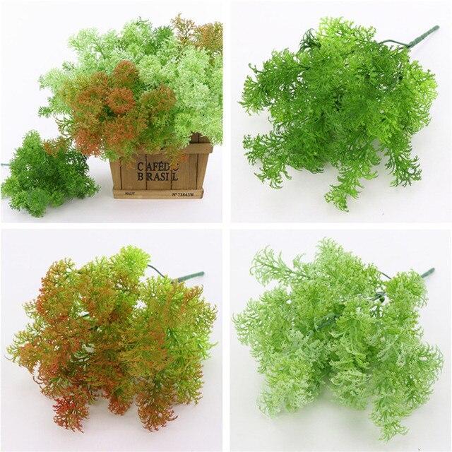 1pc fake plants fern grass wedding