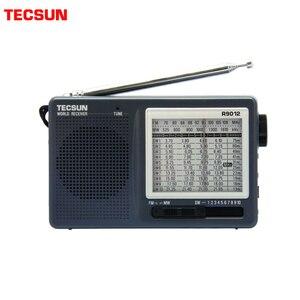 Image 1 - TECSUN R 9012 FM/AM/SW 12 להקות נייד כיס סגנון רגישות גבוהה רדיו מקלט משלוח חינם