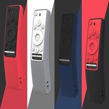 SIKAI zdalny pokrowiec do Samsung TV zdalny futerał do Samsung inteligentny głos zdalny Shell do Samsung BN59 01312A/01259B UA55KU6300J