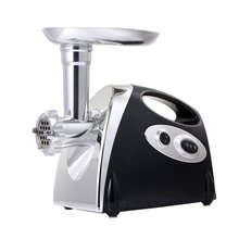 цена на Electric Meat Grinders 2800W Stainless Steel Powerful Electric Grinder Sausage Stuffer Meat Mincer Slicer for Kitchen