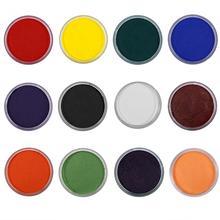12 цветов краска для тела Профессиональная Косметика на водной основе матовая краска для тела пигмент для сценического макияжа лица вечерние инструменты для Хэллоуина
