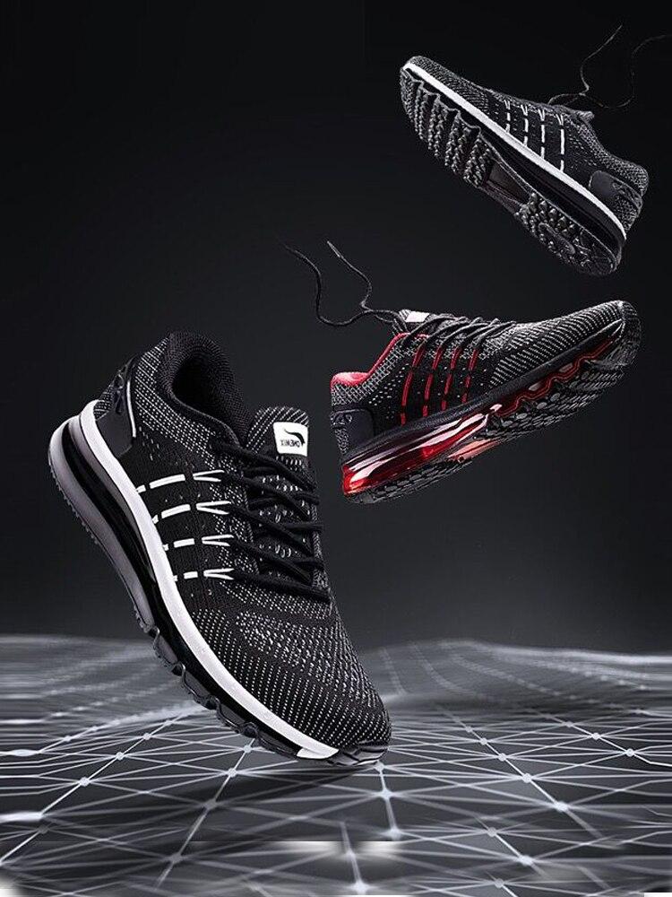 Sneakers Men Cushioning Sport-Shoes Athletic Onemix Air Zapatos-De-Hombre Unique-Design