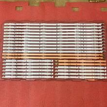 Tira de luces LED para SAMSUNG UE48J5600 UE48J6200 UE48H6400 UN485500AF 2014SVS48F 3228 D4GE 480DCA 480DCB R3 R2, 2 unidades