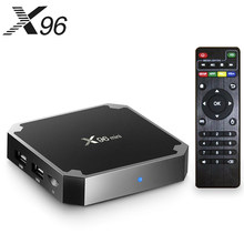 X96 Mini Android TV Box, Android 7.1. Tivi Box Thông Minh GB RAM 16 GB. Amlogic S905W Quad Core 2.4GHz Wifi. Set Top Box 1GB 8GB Tùy Chọn(China)