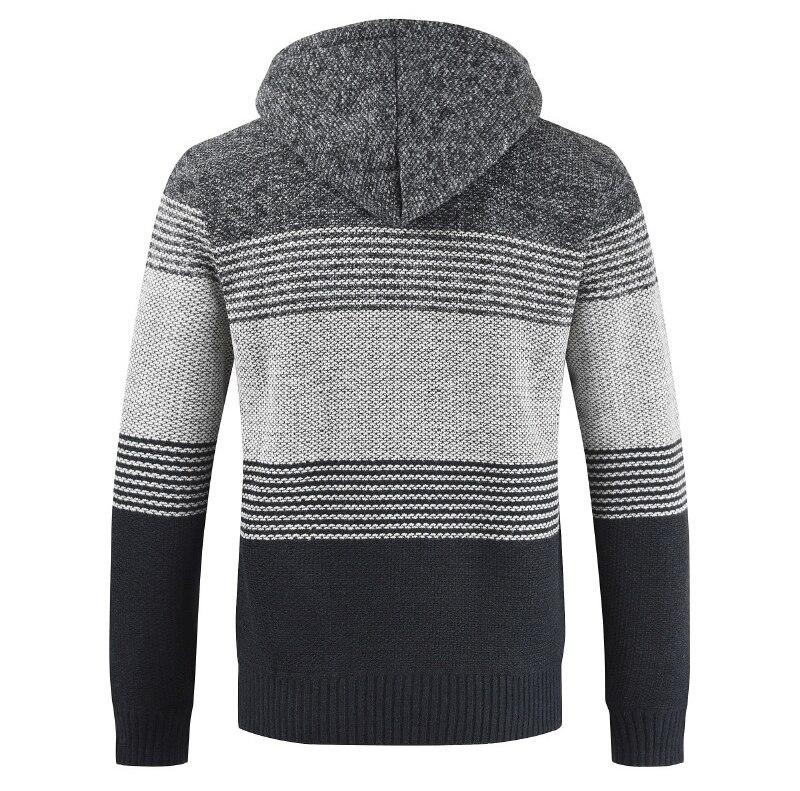 Hece6c767ca144334a495d43b112532cci NEGIZBER 2019 Winter Mens Coats and Jackets Casual Patchwork Hooded Zipper Coats Men Fashion Thick Wool Jacket Men Streetwear