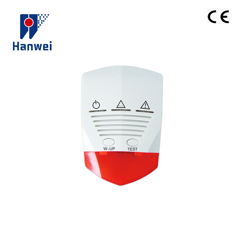 Hanwei GT Nature Gas Alarm Wired Digital  Display Natural GAS Leak Combustible  Detector,sensor Module Design CE Approved