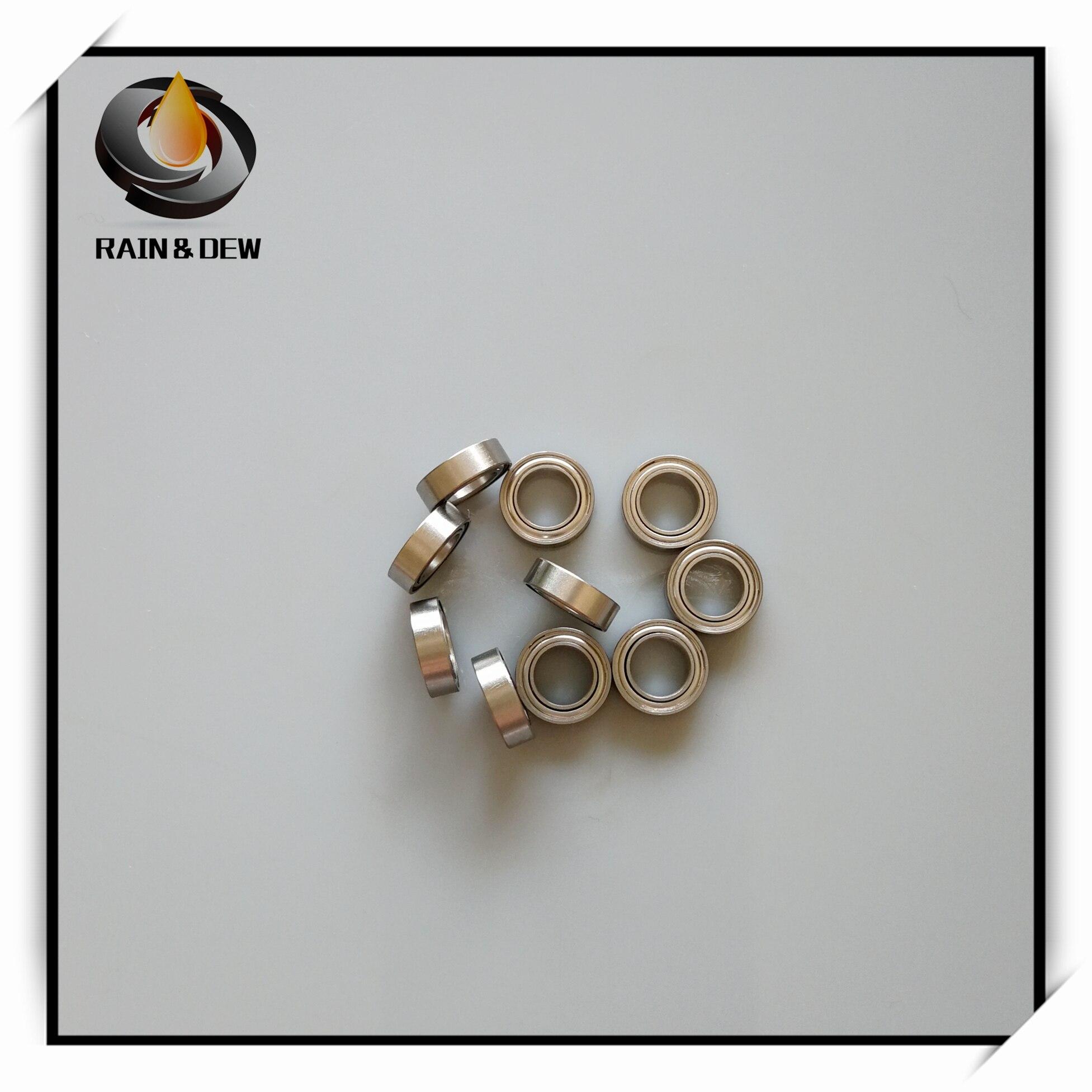5x9x3 mm ABEC-7 1 PCS SMR95-2RS 440c Stainless Steel CERAMIC Ball Bearing