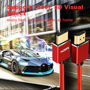 Image 5 - Shuliancable HDMI Cable High speed 1080P 3D gold plated cable hdmi for HDTV XBOX PS3 Projector computer 1m 2m 3m 5m 10m 15m 20m