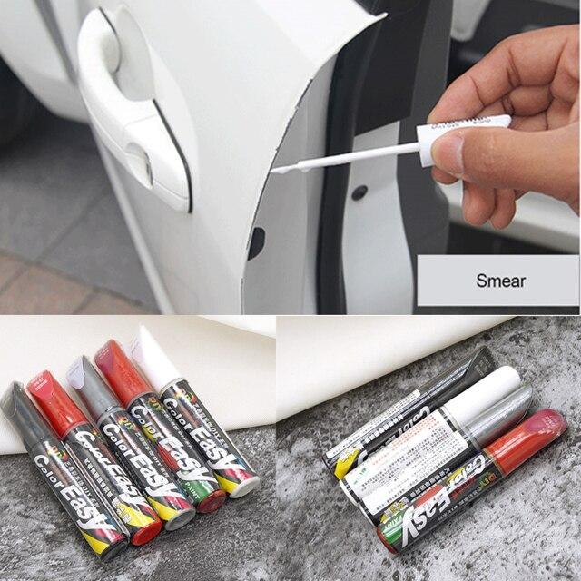 4 Colors Car Scratch Repair Paint Pen Professional for Car styling Scratch Remover Car Maintenance Car Paint Care Painting Pen 1