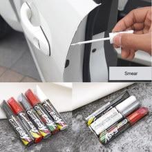 Stylo de peinture pour voiture, anti-rayures, 4 couleurs, pour voiture, professionnel, dissolvant de style, entretien, produits de soins