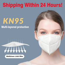 3PCS Fast Shipping FDA KN95 dust-proof Anti Fog Bacterial breathable mask 95% filtering N95 masks features like KF94 FFP2 masks