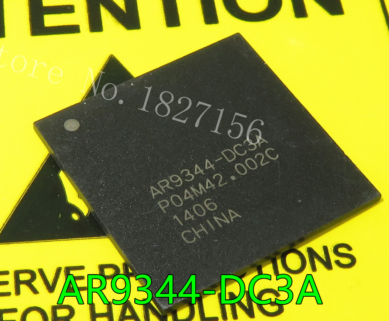 1pcs*  Brand New    AR9344-DC3A    BGA   IC Chip