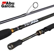 2019 ABU Garcia พ่อ MAX PMAX Carbon SPINNING Rod M MH ML Fast Casting Rod 1.98M 2.13M 2.44M Fishing Rod ปลาคาร์พ Fishing POLE(China)