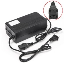 60V 2.5A Output Electric Scooter Bike E BIKE Power Battery Charger Adapter PC Plug