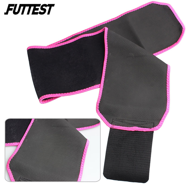 Futtest Adjustable Breathable Waist Fitness Training Belt Waist Support For Sports Trimmer Belt Sweat Utility Belt Custom 5