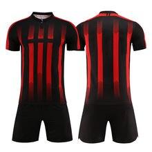 Мужская классическая рубашка красная и черная из Миланского