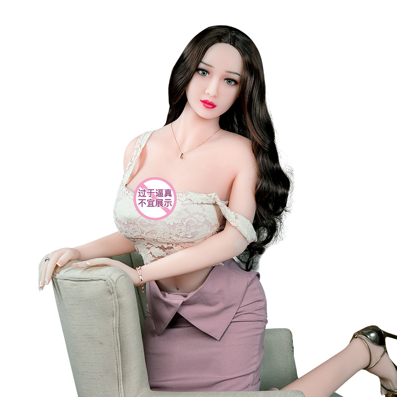 2019 Silicone Love <font><b>Doll</b></font> <font><b>100cm</b></font> Full Body Medical Level Real Silicone Lifelike <font><b>Sex</b></font> <font><b>Dolls</b></font> with Vaginal for Adult Men# image