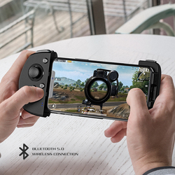 GameSir G6 Mobile Gaming Touchroller Wireless Controller with Ultra-thin 3D Joystick For iOS For PUBG / call of duty mobile,COD