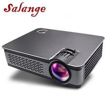 Проектор светодиодный Salange T24, 1080P, Full HD ,5500 лм, HDMI, VGA, USB,1920x1080