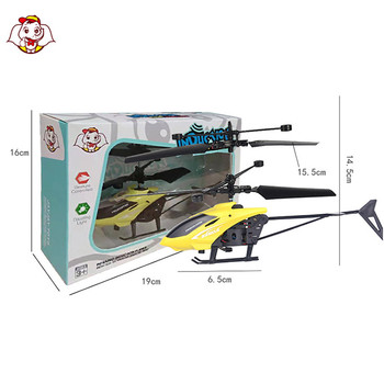 Mini Rc Infrared Control Induction Helicopter Aircraft Flashing Light Toys Christmas Gift Kids Toys Juguetes Zabawki Brinquedos 6