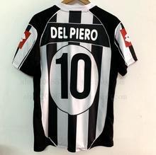 High quality  Retro  96 97  99 2000 Del Piero Nedved Inzaghi  Pirlo Salas Trezeguet Classic Camisa shirt.  Classic Shirt.