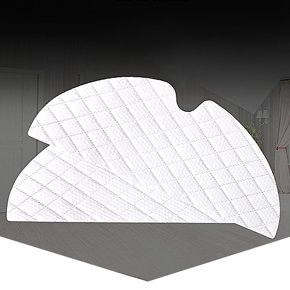 12pcs Disposable Roborock S50 S51 Accessories Mop Cloths For Xiaomi Vacuum Cleaner Generation 2 Dry Wet Mopping Cleaning