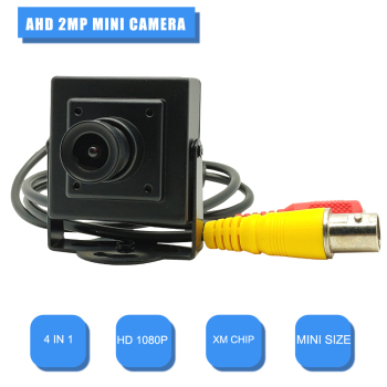 цена на 1080P AHD Camera AHD CVI TVI Analog camera 4 in 1 small cctv camera 2mp security camera  mini ahd cctv camera 1080p ahd camera