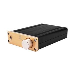 Image 5 - TDA7498L Hifi Stereo dijital güç amplifikatörü 80Wx2 AV amplifikatörler 2.0 kanal ses ses AMP DIY ev sineması ses sistemi