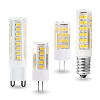 Mini Ceramics E14 LED Bulb Light 220V Led Lamp E14 5W 7W 9W 12W Spotlight Lampada Warm/Natural/Cold White Ampoule Bombilla image