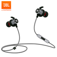 JBL Reflect Mini 2 Wireless Bluetooth Sports Earphones Music Headset Headphones with Microphone Speed Charge Sweatproof Earbuds