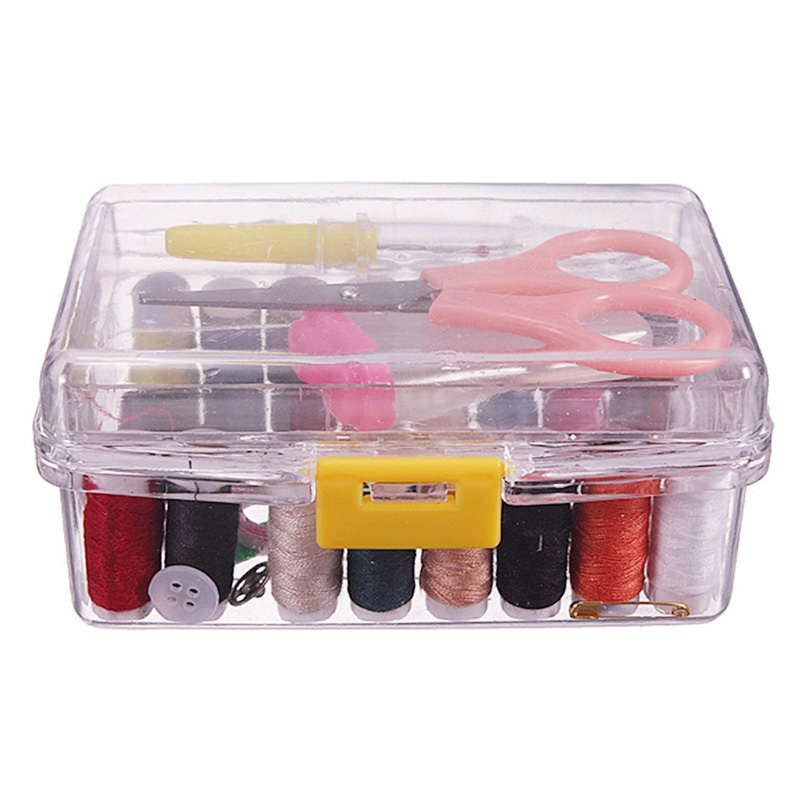 New Hand Sewing Needle And Thread Embroidery Sewing Box Sewing Kit Complete Sewing Box Kit De Costura Hot Sale -30