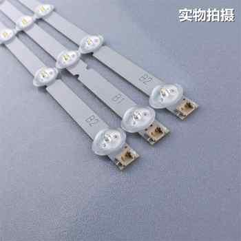 New Original 3 PCS/set 7LED B1/B2-Type LED Backlight Strip for LG 32LN541V 32LN540V 6916L-1437A 6916L-1438A LC320DUE SF R1 - DISCOUNT ITEM  0% OFF All Category