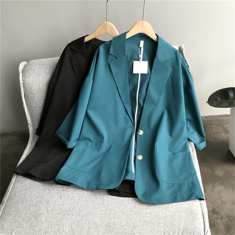 Women Office Jacket Slim Suit clothes 2019 Autumn Women`s Working Suit vadim blazer women`s tops Ladies Business Suit (4)