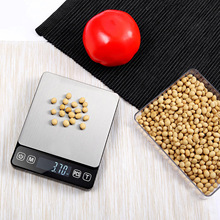 Battery Scale Digital Kitchen-Scale Coffee Sacles Electronic Jewelry Lcd-Display Pocket