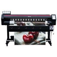 Wide format printer 180cm double dx7 heads banner printing machine 6 feet digital poster printing plotter