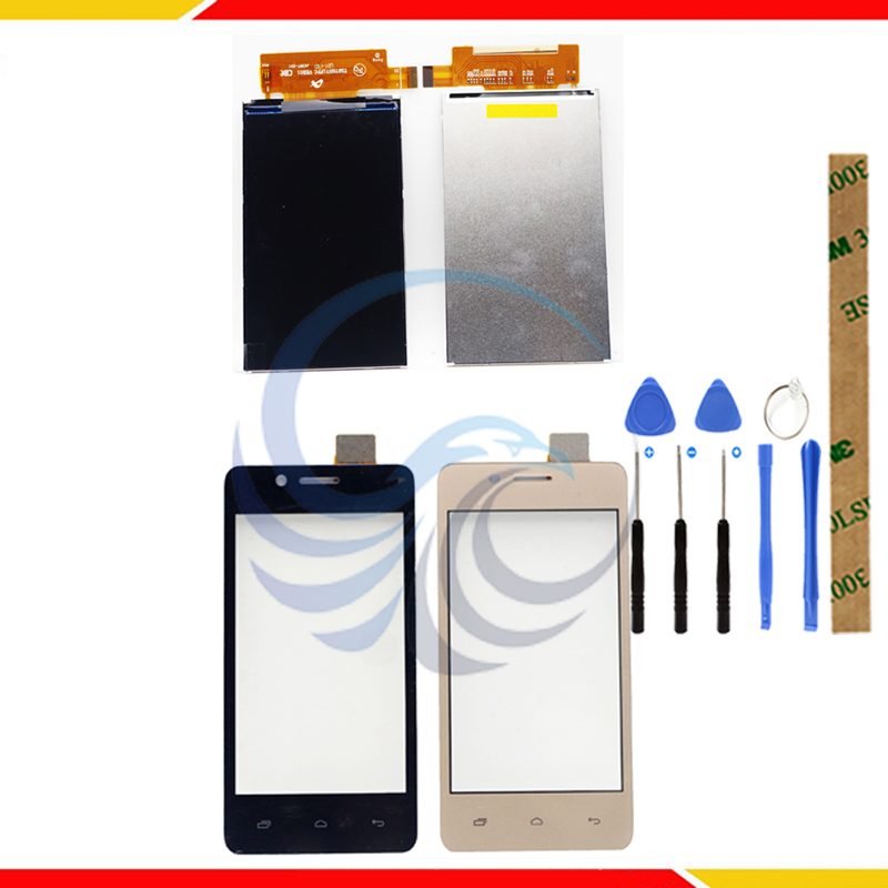 LCD Display For Micromax Bolt Q402 Touch Sensor LCD Display Screen With Touch Screen