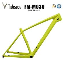 цена на Boost велосипед mtb frame 29er 148mm or 142  carbon fiber mountain bike frame 29 bicycle frame carbon max 2.35 tires